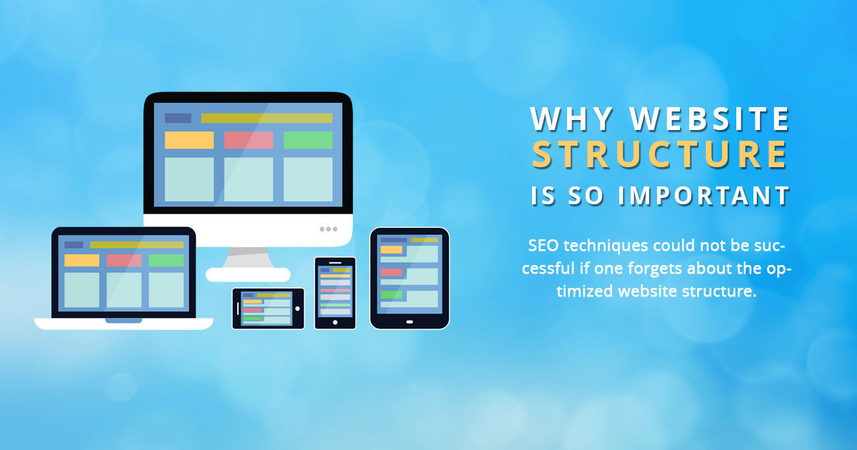 Why Website Structure is so important