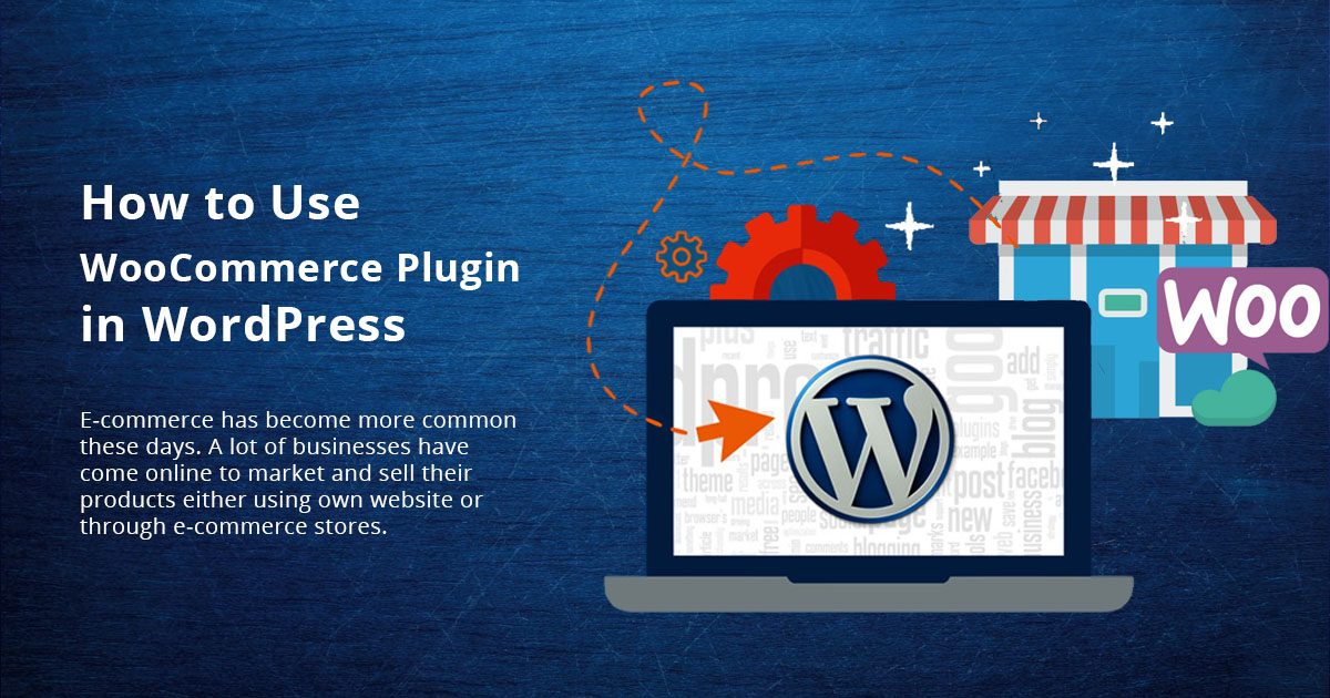 How to Use WooCommerce Plugin in WordPress