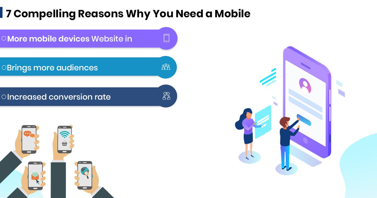 7 Compelling Reasons Why You Need a Mobile Friendly Website in 2019