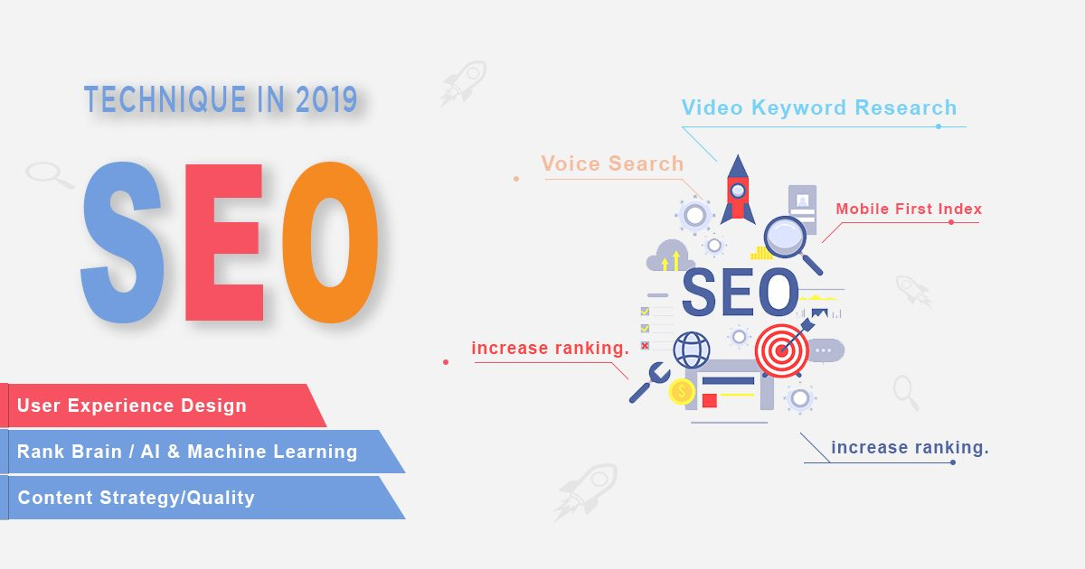 SEO technique in 2019