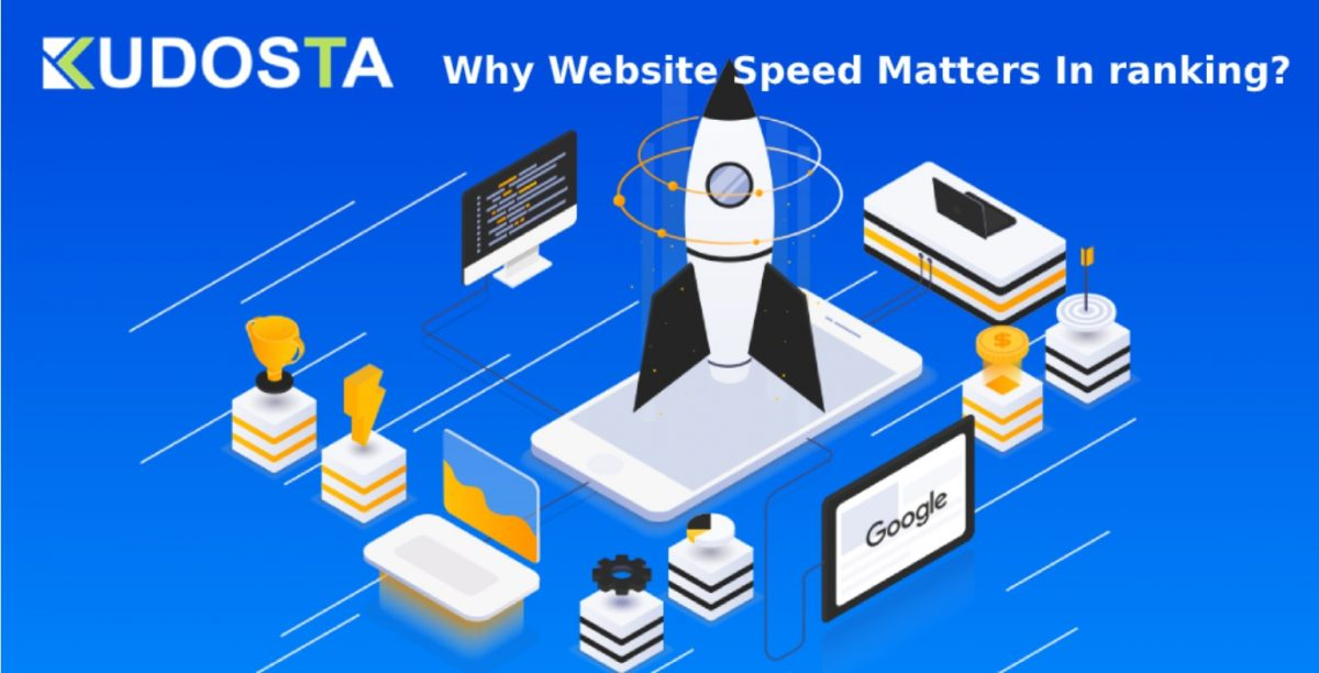 Why Website Speed Matters In ranking?