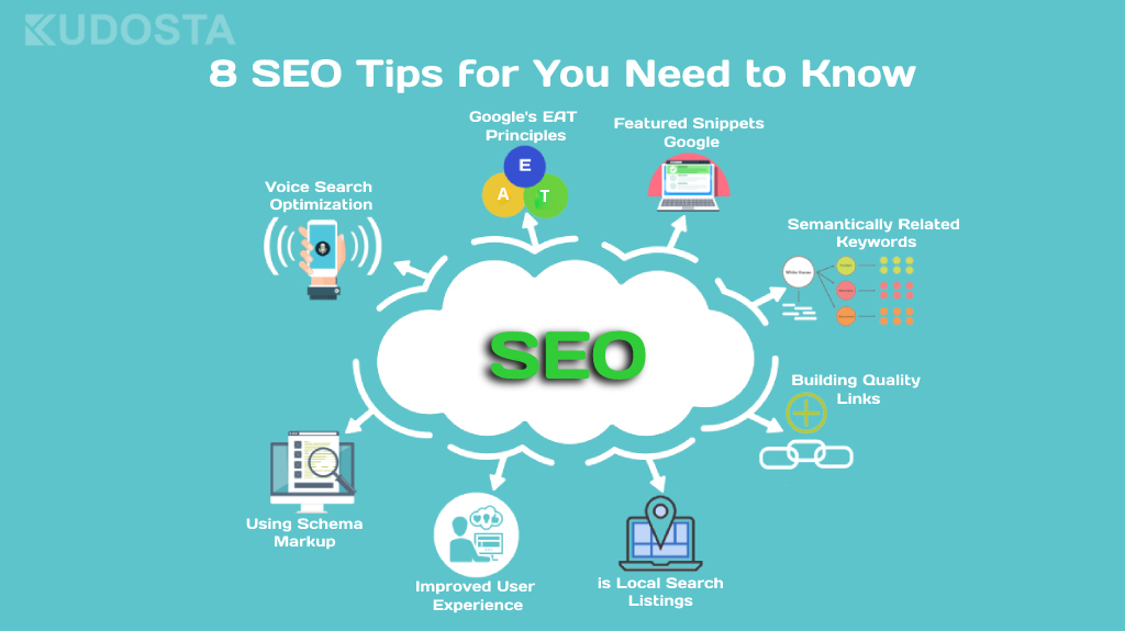 8 SEO Tips for 2021 You Need to Know