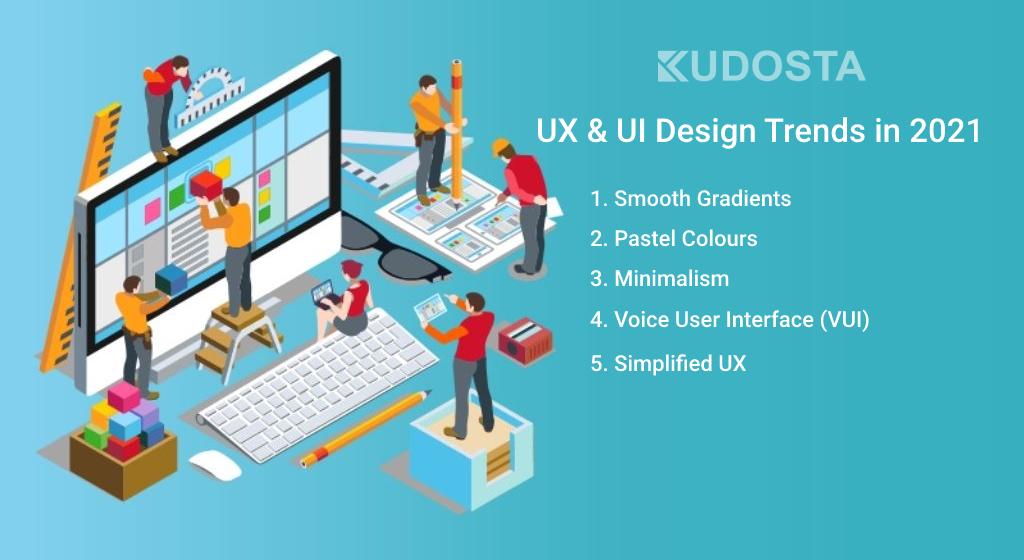 Ux & Ui Design Trends