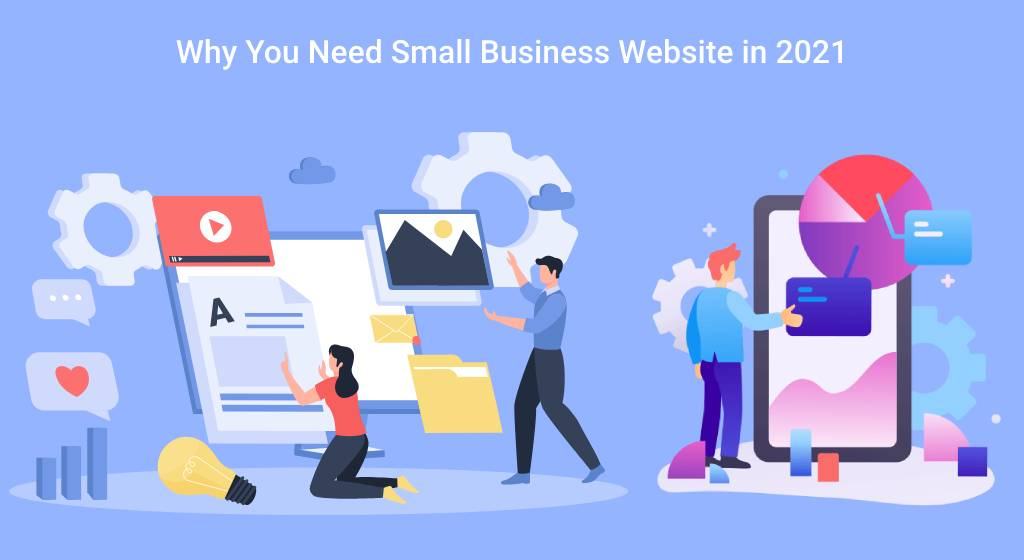 Need Small Business Website